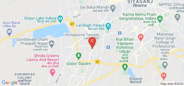 Annapurna Road, Annapurna Sector, Moon Palace Colony, Indore, Madhya Pradesh 452009, India