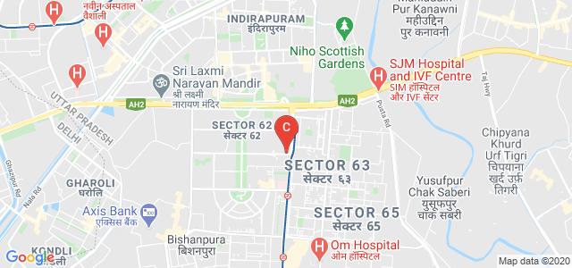 Hierank Business School (HBS), Industrial Area, Sector 62, Noida, Uttar Pradesh, India