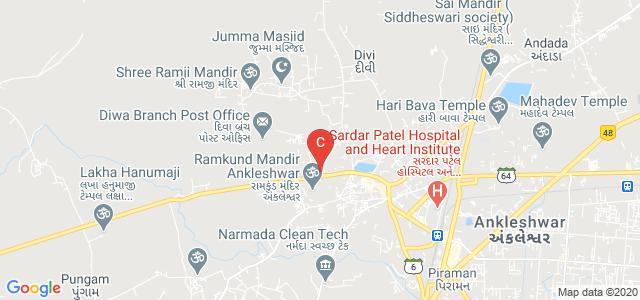 Hansot Road, Jalaram Nagar, Ankleshwar, Gujarat 393001, India