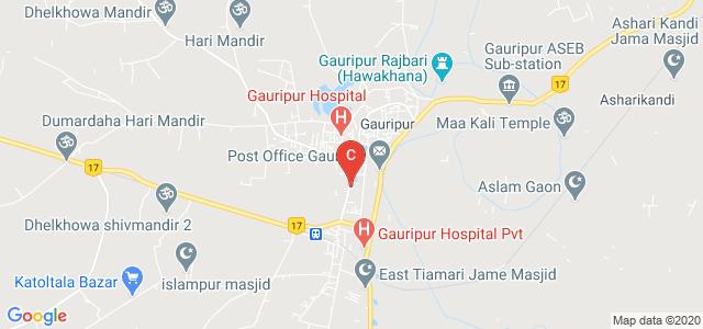 Pramathesh Barua College Gauripur, Ward No- 4, Gauripur, Dhubri, Assam, India