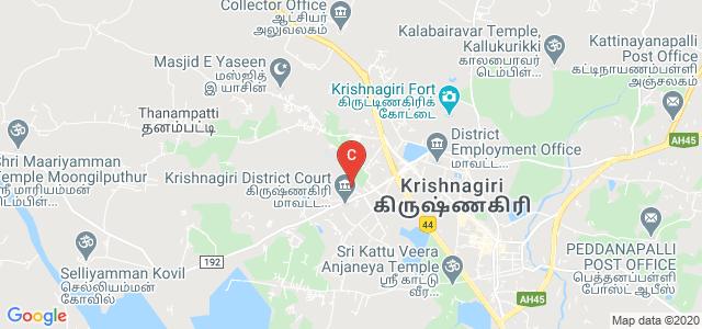 Govt Arts College for Women, Wahab Nagar, Krishnagiri, Tamil Nadu, India