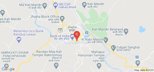 DSM College, Gandhi Chowk, Jhajha, Bihar, India