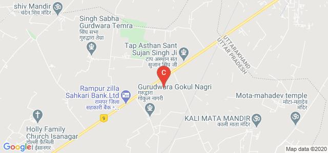 Apex Group of Institutions, Kaushalganj, Rampur, Rudrapur, Kaushalganj, Uttar Pradesh, India