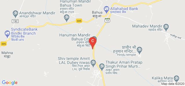 Pratap College oF management Bahua, State Highway 13, Singhaw, Uttar Pradesh, India