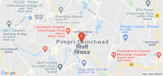 Institute of International Business & Research, Old Mumbai Road, MIDC, Pimpri Colony, Pimpri-Chinchwad, Maharashtra, India