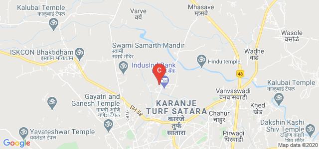 Datta Colony, Karanje Turf Satara, Maharashtra, India
