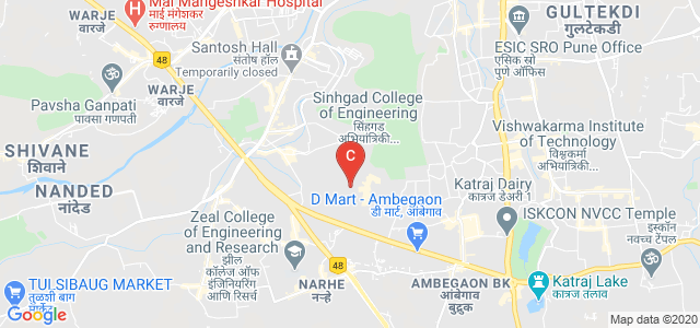 Matrix School of Management Studies, Ambegaon BK, Pune, Maharashtra, India