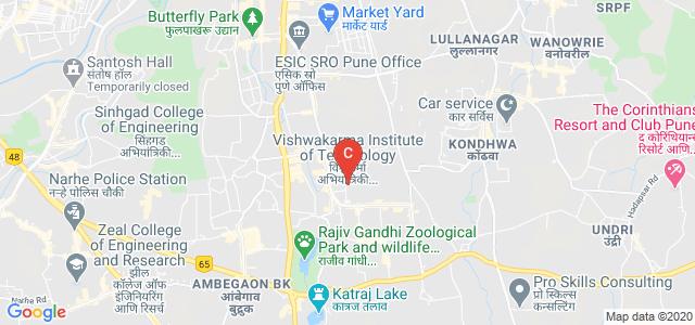Vishwakarma Institute of Technology, Upper Indira Nagar, Bibwewadi, Pune, Maharashtra, India