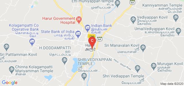 Harur, Dharmapuri, Tamil Nadu 636903, India
