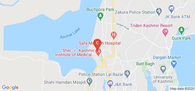 SKIMS, Soura, Srinagar