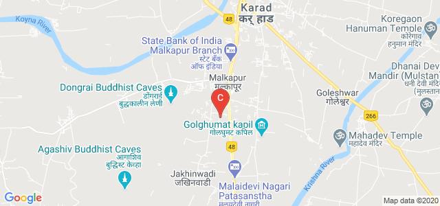 Bharati Vidyapeeth Deemed University, Yashwantrao Mohite Institute of Management, Malkapur, Karad, Malkapur Main Road, Ahilya Nagar, Malkapur, Maharashtra, India