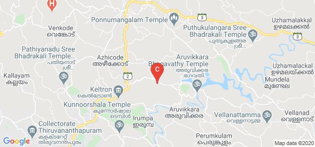 G Karunakaran Memorial Co-operative College of Management and Technology, Azhikode Aruvikkara Road, Aruvikkara, Kerala, India