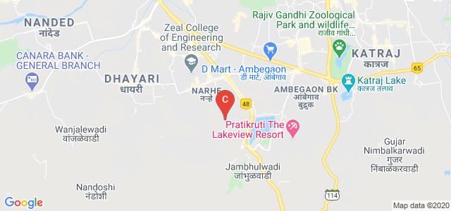TSSM's Bhivarabai Sawant College of Engineering & Research, Narhe, Pune, Maharashtra, India