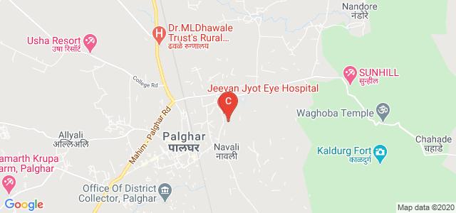 St. John College of Engineering and Management, Shakti Udyog Nagar, Palghar, Maharashtra, India