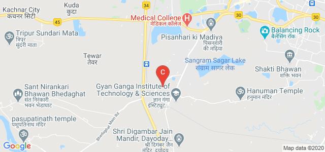 Saraswati Institute of Engineering & Technology, Jabalpur, Madhya Pradesh, India