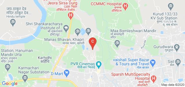 Krishna Engineering College, Surya TI Mall, Junwani, Near, Bhilai, Chhattisgarh, India