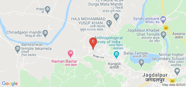 Government Engineering College, Jagdalpur, Darampura, Jagdalpur, Chhattisgarh, India