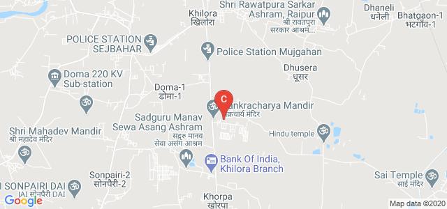 Shri Shankaracharya Institute of Professional Management & Technology, Raipur, Chhattisgarh, India