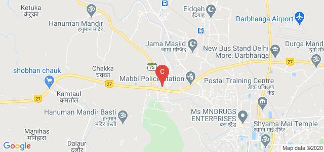 Darbhanga College of Engineering, Darbhanga(Bihar), Darbhanga, Bihar, India
