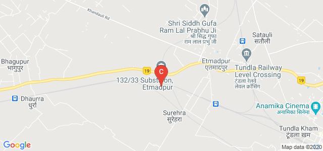 ACE College of Engineering & Management, Kanpur Rd, Etmadpur, Agra, Uttar Pradesh, India