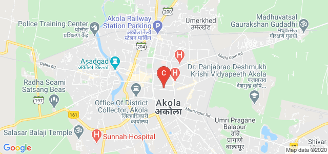 Sitabai Arts,Commerce And Science College,Akola, New Radhakisan Plots, Akola, Maharashtra, India