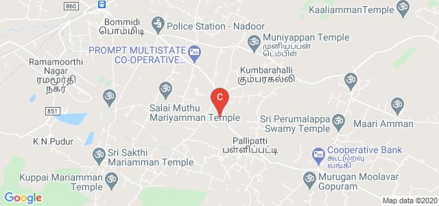 Shreenivasa Engineering College, Pappireddipatti (TK), Dharmapuri, Tamil Nadu, India