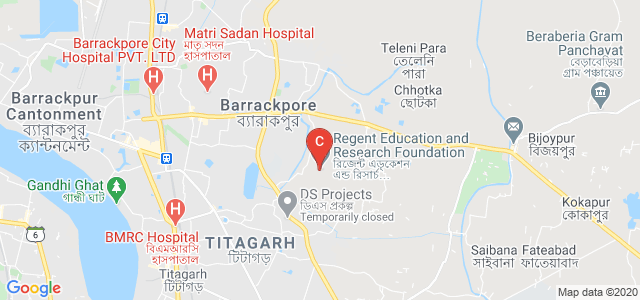 Regent Education and Research Foundation, Malir Math, Kolkata, West Bengal, India