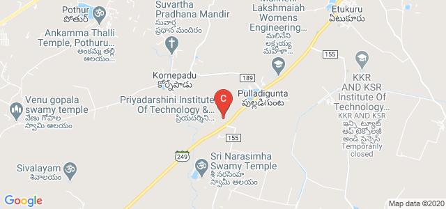 Priyadarshini Institute Of Technology & Management, Guntur, Andhra Pradesh, India