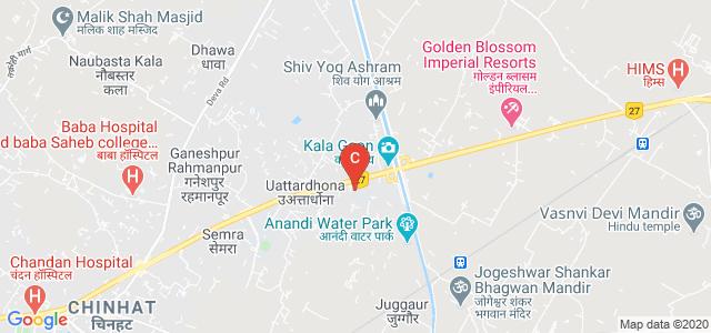 Shri Ramswaroop Memorial Group of Professional Colleges MBA Block, Uttardhauna, Uttar Pradesh, India