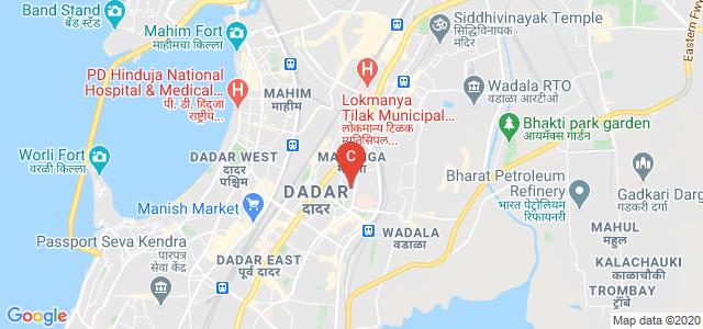 Veermata Jijabai Technological Institute, H R Mahajani Road, Matunga, Mumbai, Maharashtra, India
