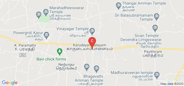 VSB Engineering College, Karur, Tamil Nadu, India