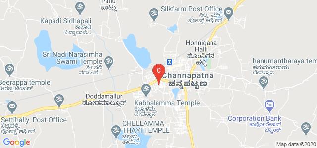 Vivekananda Nagar, Kuvempu Nagar, Channapatna, Ramanagara, Karnataka, India