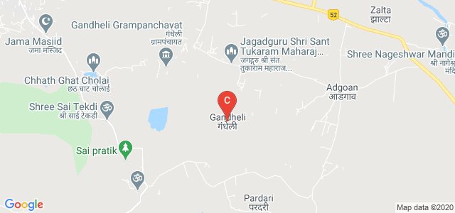 Gandheli, Aurangabad, Maharashtra 431007, India