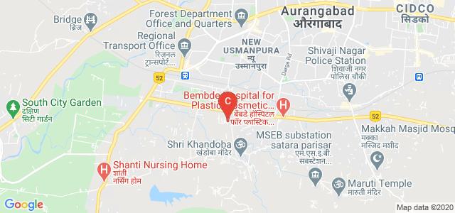 MIT Aurangabad, Beed Bypass Road, MIDC, Disha Nagari, Aurangabad, Maharashtra, India