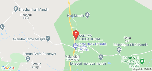 Sanaka Educational Trust's Group of Institutions, Malandighi, West Bengal, India