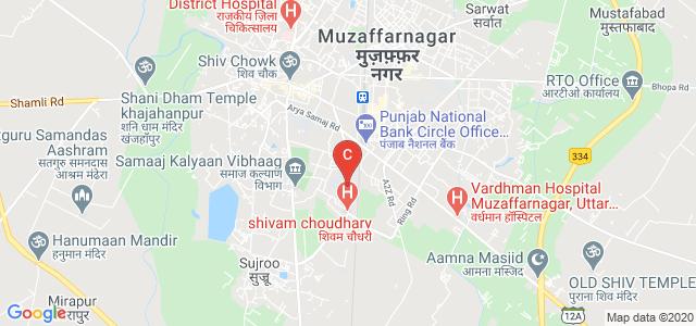 Shri Ram Group of Colleges, Laxman Vihar Colony, Civil Lines South, Muzaffarnagar, Uttar Pradesh, India