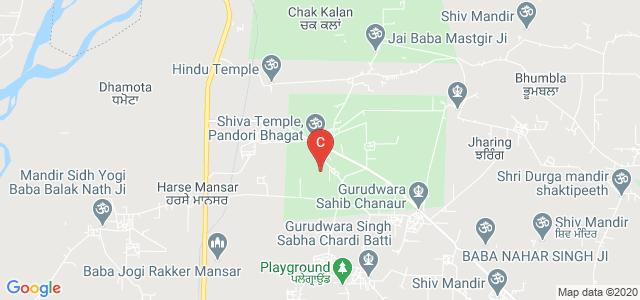 Modern Group of Colleges,Punjab, Mansar, Punjab, India