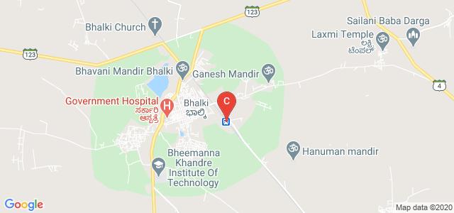 Bheemanna Khandre Institute Of Technology, Bhalki, Karnataka, India