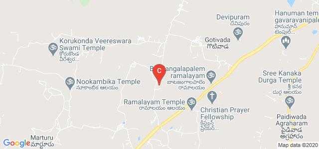 Simhadri Educational Society Group of Institutions, Narapadu, Andhra Pradesh, India