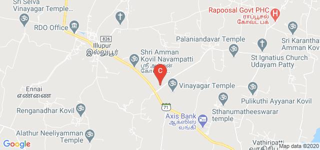Mother Terasa College of Nursing, Mettusalai, Illupur, Pudukkottai, Tamil Nadu, India