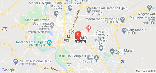 Omega College Of Professional Studies, Teen Batti Chauraha, Freeganj, Prakash Nagar, Sindhi Colony, Ujjain, Madhya Pradesh, India