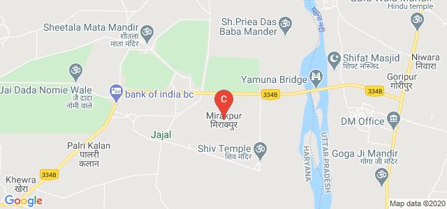 Shri Balwant Institute of Technology, Palra, Sonipat, Haryana, India