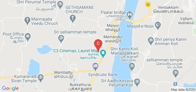 Shri Andal Alagar College of Engineering, Chennai - Theni Highway, Mamandur, Tamil Nadu, India
