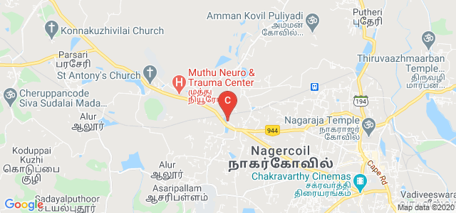 Ponjesly College of Engineering, College Road, Parvathipuram, Nagercoil, Tamil Nadu, India