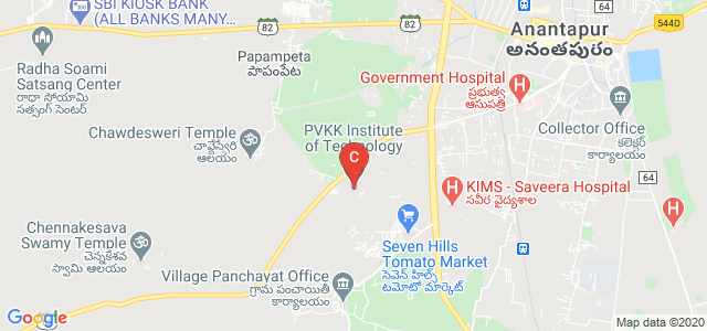 P.V.K.K Institute of Technology, Anantapur, Andhra Pradesh, India