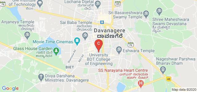 University BDT College of Engineering, Davangere, Karnataka, India