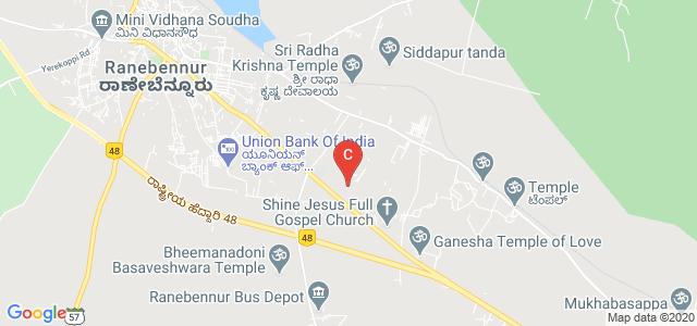 Sri Taralabalu Jagadguru Institute of Technology, KIADB Area, Ranebennur, Haveri, Karnataka, India