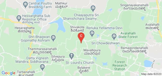 Shri Pillappa College of Engineering, Hesaraghatta Rd, Mavallipura, Bangalore, Karnataka, India