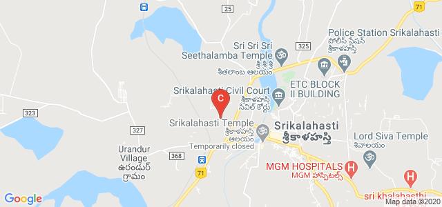 Sri kalahasteeswara Institute of Technology, Srikalahasti, Andhra Pradesh, India
