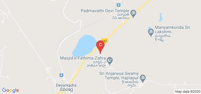 SREE VISVESVARAYA INSTITUTE OF TECHNOLOGY & SCIENCE, Chowdarpalle, Mahabubnagar, Telangana, India